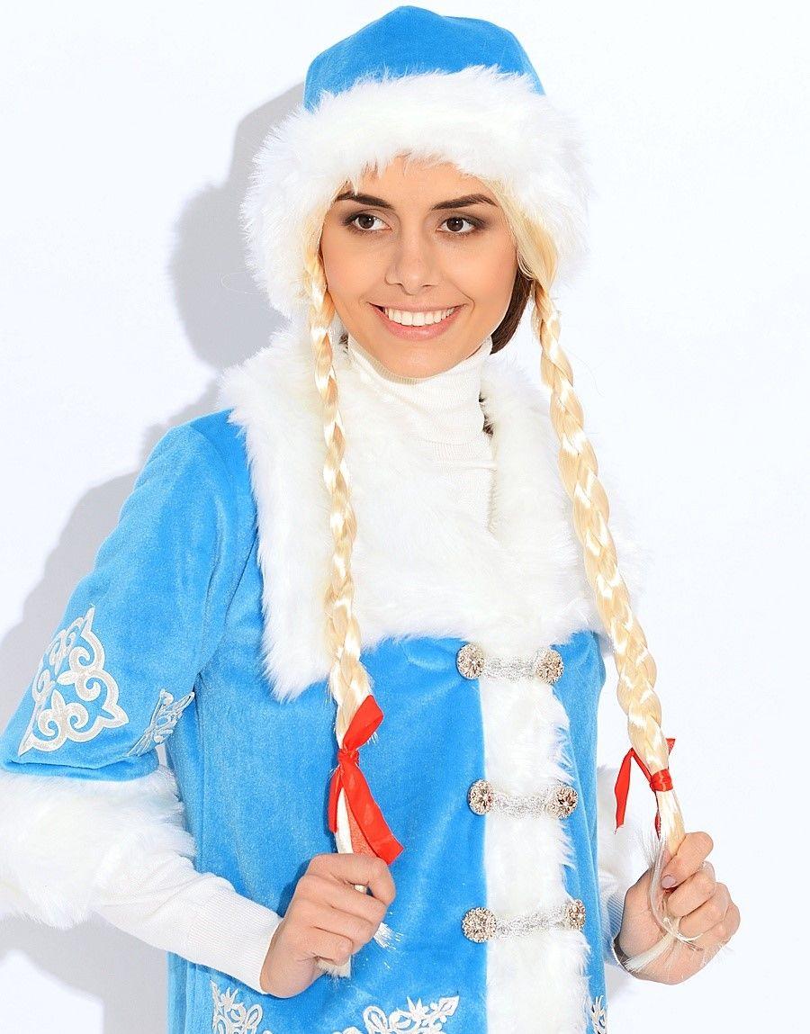 Косы Снегурчки