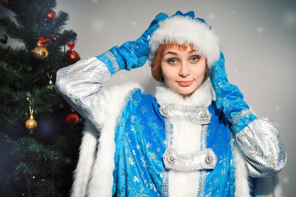Снегурочка спутница Деда Мороза